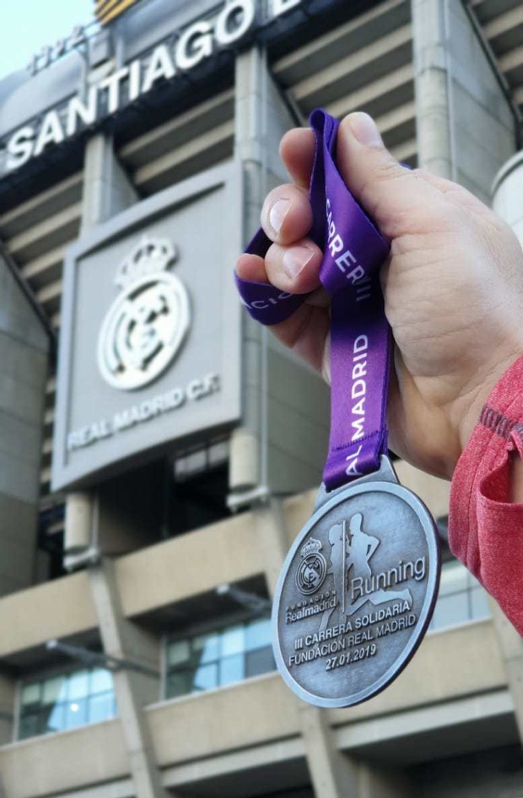 Medalla III Carrera FRMA